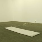 John Knight: Quiet quality, 1974. Installation view @ Art Basel Unlimited 2017